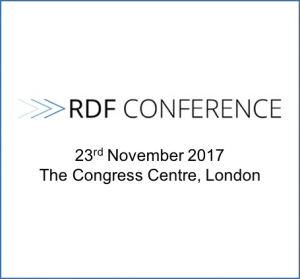 RDF conference 2017