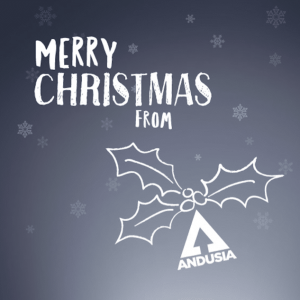 Merry Christmas from Andusia