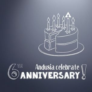 Andusia 6th Anniversary